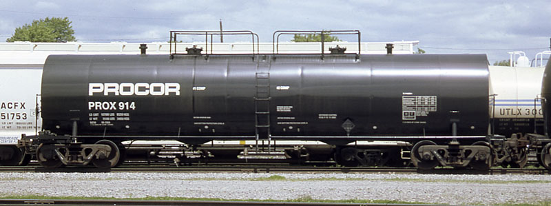 Products Tank Line Of Canada Procor Ltd
